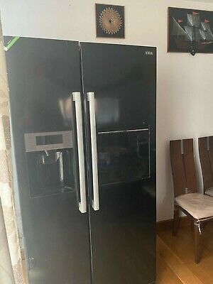 View Details American Fridge Freezer With Ice Maker New • 500.00£