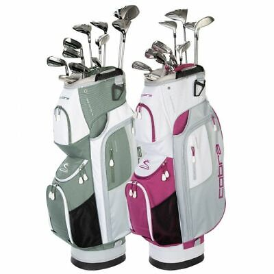AU1221.55 • Buy Cobra Fly-XL Complete Women's Golf Package Set With Stand Bag - 2021 Model