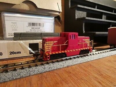 £70 • Buy Bachmann Spectrum N Gauge GE 44 Tonner Or 009 Chassis With Dcc Installed