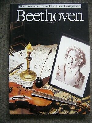 £2 • Buy Beethoven (Illustrated Lives Of The Great Composers) In A Paperback Book