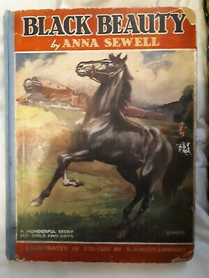 £2 • Buy Black Beauty Anna Sewell 1st Edition