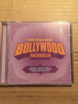 £14.95 • Buy The Very Best Bollywood Songs Compilation Soundtrack Bobby Dil Se Sirf Tum