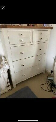 £50 • Buy Solid Oak Chest Of Drawers Used