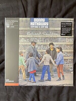 £59.99 • Buy Donny Hathaway Everything Is Everything Vinyl Me Please 180gm W Booklet