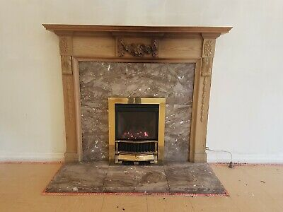 £5 • Buy Gazco Gas Fire And Surround
