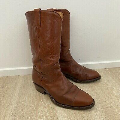 AU450 • Buy RM Williams 'Executive' Embroidered Genuine Leather Men's Boots Size 8 G