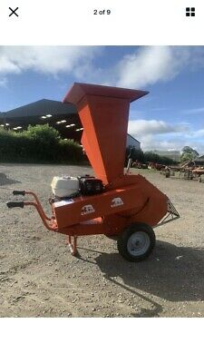 £0.01 • Buy FOR HIRE Camon C150 Petrol Chipper Shredder Hire Barnsley NOT FOR SALE