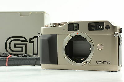 $ CDN503.53 • Buy [MINT In Box] CONTAX G1 Rangefinder 35mm Film Camera Body Only From JAPAN