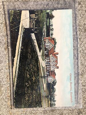£2.49 • Buy Postcard Cottage Hospital Nantwich Cheshire
