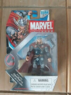 £6.99 • Buy Marvel Universe 3.75 Thor Hasbro Action Figure. Series 2 New In Box