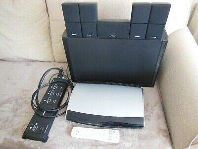 £675 • Buy Bose Lifestyle 38 Series IV 5.1 Channel Home Theater System. Good Working Order