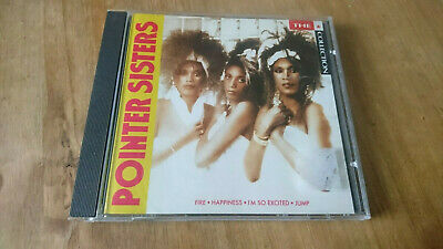 £0.99 • Buy Pointer Sisters - The Collection - Best Of Cd Compilation Album - 1993 - Bmg