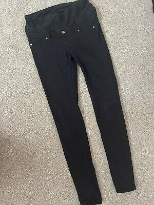 £3 • Buy Under The Bump Maternity Jeans Size 10 H&M