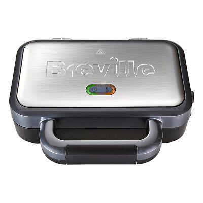 £26.99 • Buy Breville Deep Fill Sandwich Toaster And Toastie Maker With Removable Plates,