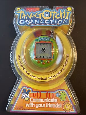 $ CDN118.33 • Buy 💖TAMAGOTCHI CONNECTION V1 Green 2004.  New. Factory Seeled/unopened