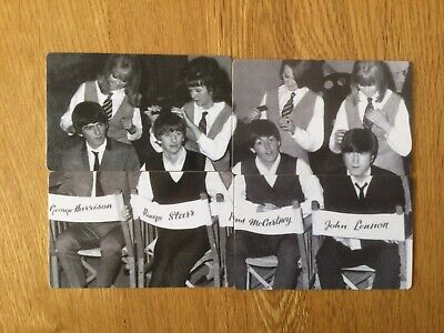 £10.99 • Buy The Beatles Phone Cards From The Filming Of A Hard Days Night Limited 400 Rare