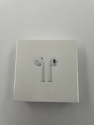 AU121.45 • Buy Apple AirPods 2nd Generation With Charging Case - White