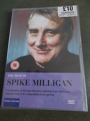 £3.99 • Buy Comedy Greats - Spike Milligan (DVD, 2004) NEW AND SEALED
