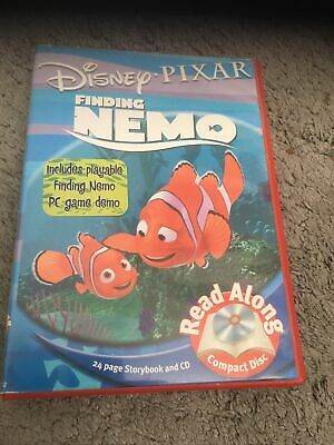 £1.20 • Buy Disney CD Read Along: Finding Nemo By Parragon (Mixed Media Product, 2011)
