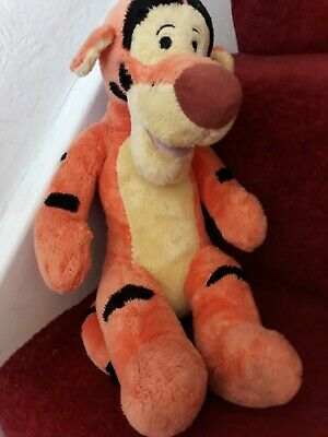 £5 • Buy Disney Store Exclusive Rare Stamped Tigger Tiger Soft Plush Toy Teddy Cuddly