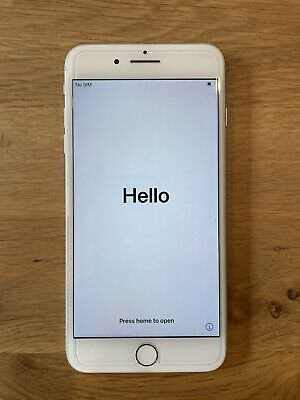 AU250 • Buy Apple IPhone 7 Plus - 32GB - Silver - MNQN2X/A - MODEL A1784 - Preowned