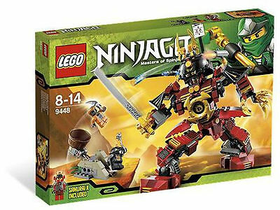 £99.99 • Buy  LEGO NINJAGO Samurai Mech (9448) - New And Sealed In Box Great Condition