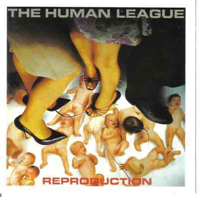 £3.99 • Buy The Human League – Reproduction CD GS3