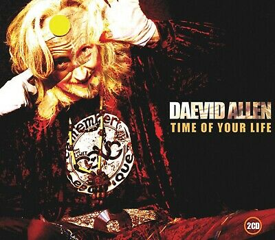 £6.50 • Buy Daevid Allen - Time Of Your Life (2CD) New Sealed