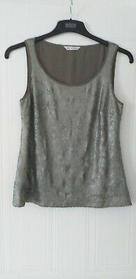 £2.99 • Buy Marks And Spencer Autograph Top Size 12 BNWOT