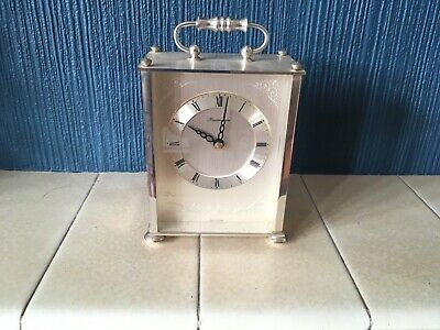 £9.99 • Buy Vintage Timemaster Electronic Carriage / Mantle Clock. Smart Classic Lines.