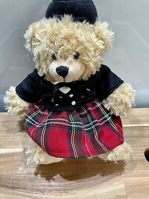 £1.99 • Buy Hamleys Scottish Soft Bear Wearing A Kilt In Excellent Condition