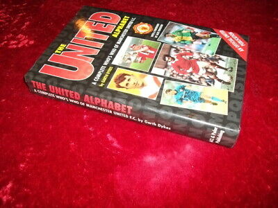£20 • Buy The  United Alphabet Manchester United Football Club Complete Who's Who Signed