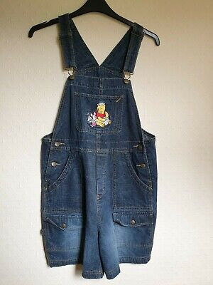 £19.99 • Buy Disney - Winnie The Pooh Dungeries - Authentic - Medium - Adult Baby - DDLG