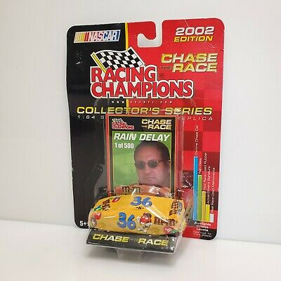 $49.99 • Buy Rare 2002 Racing Champions Ken Schrader #36 Chase The Race Rain Delay 1 Of 500