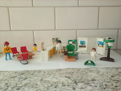 £17.98 • Buy Vintage Playmobil 3762 Dentist Hygienist Office With X-ray Machine