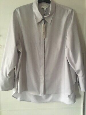 £8.50 • Buy Marks And Spencer Women Autograph Long Sleeves Shirt Size 10