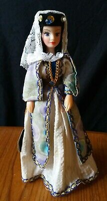 £7 • Buy Vintage Rexard Empire Doll Complete Costume Doll With Tag - Collectors