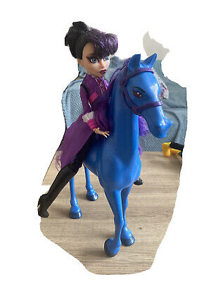 £5.70 • Buy Monster High Headmistress Bloodgood And Nightmare Missing Saddle