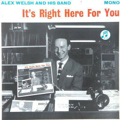 £29.77 • Buy Alex Welsh  His Ban It's Right Here For You Vinyl C34c