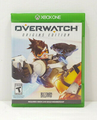 AU27.01 • Buy Overwatch: Origins Edition (Microsoft Xbox One, 2016) Video Game NO SCRATCHES