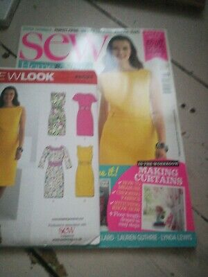 £5 • Buy Sew Home & Style Magazine. Sewing Inspirations. Issue 59. May 2014.