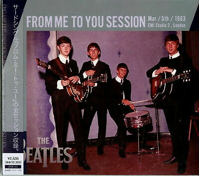 £20.99 • Buy BEATLES-FROM ME TO YOU SESSIONS-JAPAN DIGIPAK CD Ltd/Ed F04