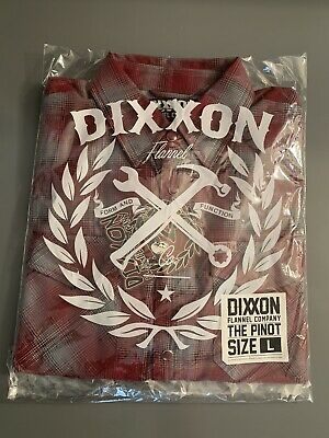"""$60 • Buy Dixxon Flannel """"Pino"""" Size Large *Sold Out*"""