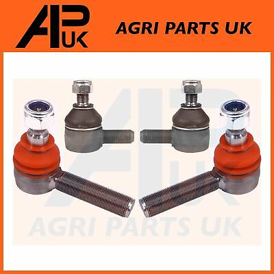 £79 • Buy 2x David Brown 1212 1290 1294 Tractor Steering + Track Rod End Joint 4WD L&R Kit
