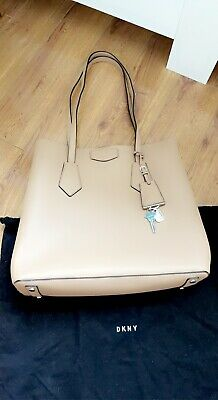 £115 • Buy DKNY Brand New Tan Tote Bag With Dust Bag