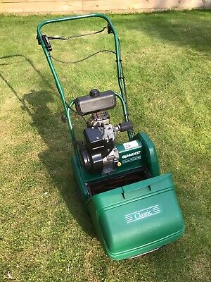 £225 • Buy Qualcast Classic 35s Cylinder Rear Roller Mower Serviced