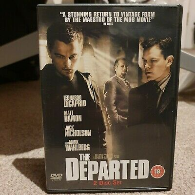 £2.75 • Buy The Departed (DVD, 2007, 2-Disc Set)