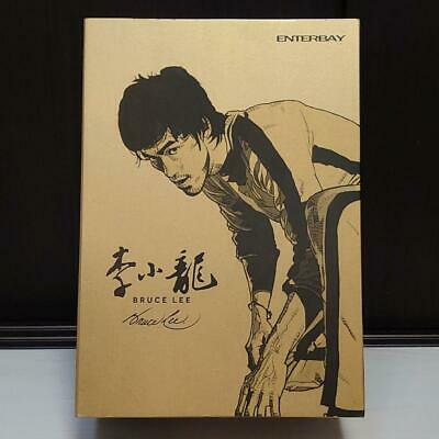 $508.25 • Buy Enterbay Game Of Death 1/6 BRUCE LEE 75th Anniversary Limited Figure