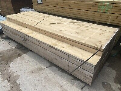 £16.80 • Buy New - Wooden / Timber Scaffold Boards/ Planks - 3M