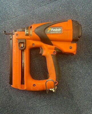 £100 • Buy Paslode IM65 F16 7.4v Second Fix Cordless Gas Nail Gun - Reconditioned